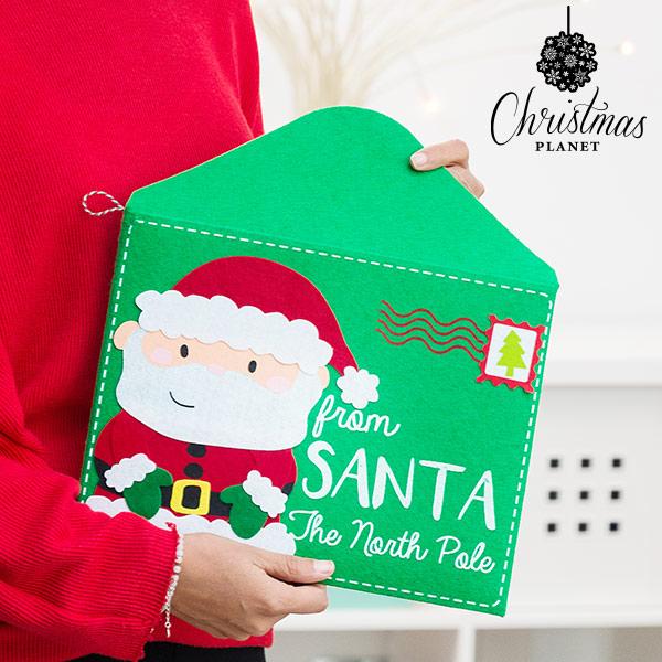 Christmas Planet Télapós Karácsonyi Boríték
