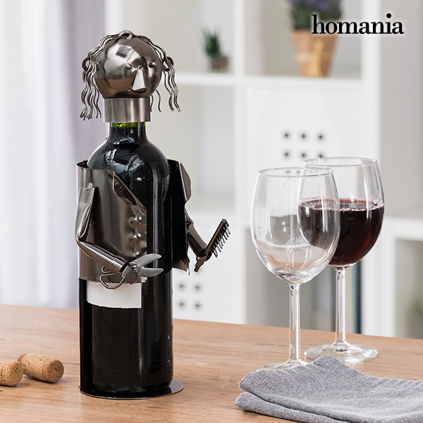 Homania Hairdresser Metal Bottle Rack