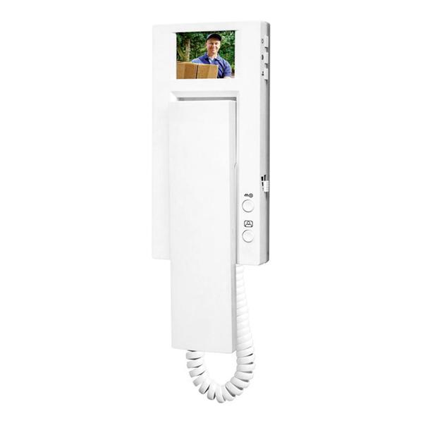 Smartwares VD60SW Vezetékes Video Kaputelefon