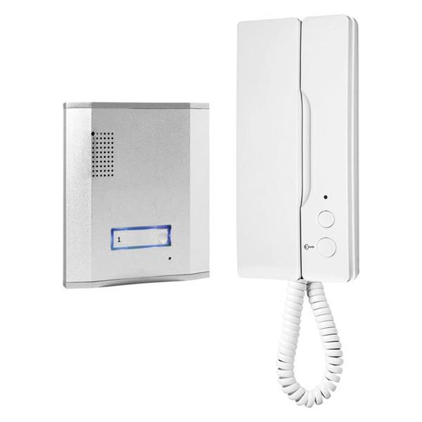 Smartwares IB61SW Csengő Vezetékes Kaputelefonnal