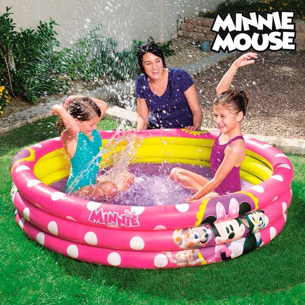 Minnie Felfújható Medence