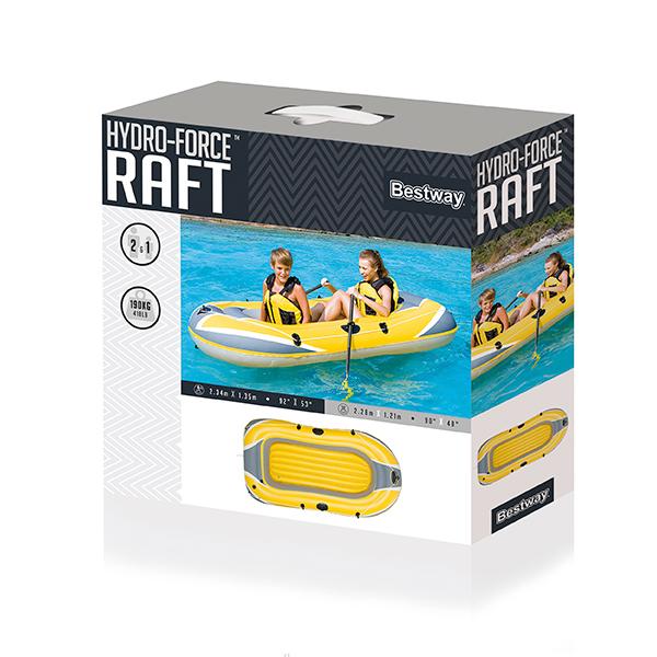 Barca Hinchable Summer Adventure Goods (3 plazas) (2)