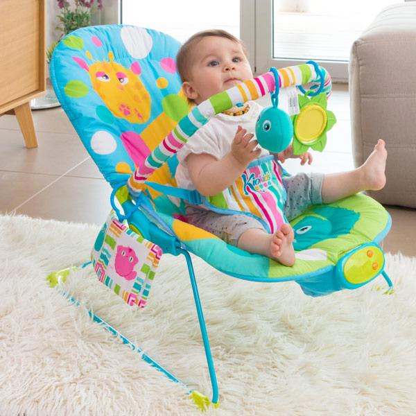 Gugalnik za Dojenčka z Zvokom