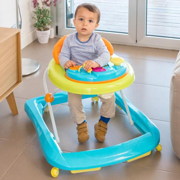 Hojica za Dojenčke z Lučkami in Zvokom
