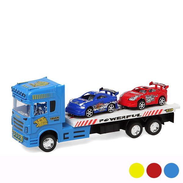 Camion di Trasporto con 2 Macchine 7569000768981  02_V0500270