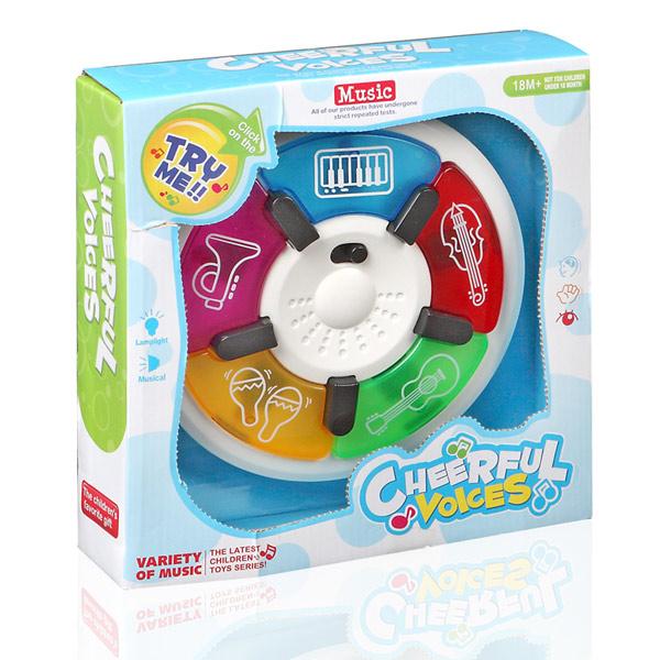 Namizna Igra za Dojenčke Play Music!