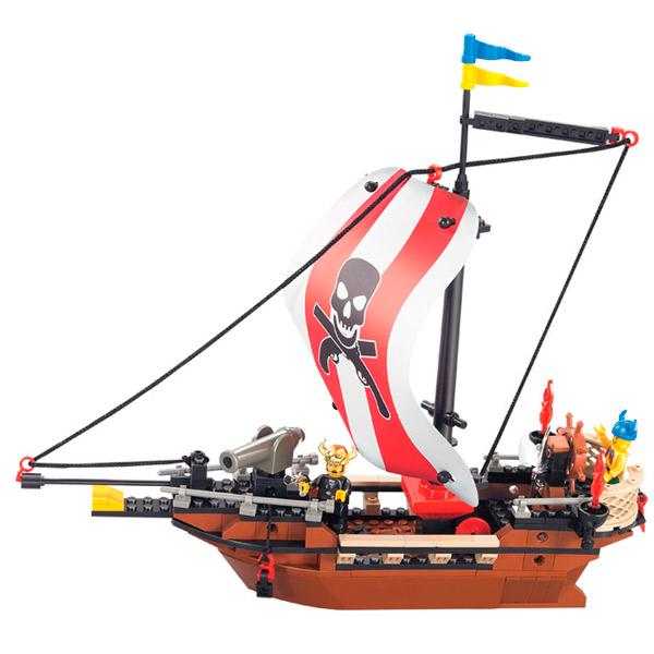 Igra Sestavljanja Pirati (226 kosov)