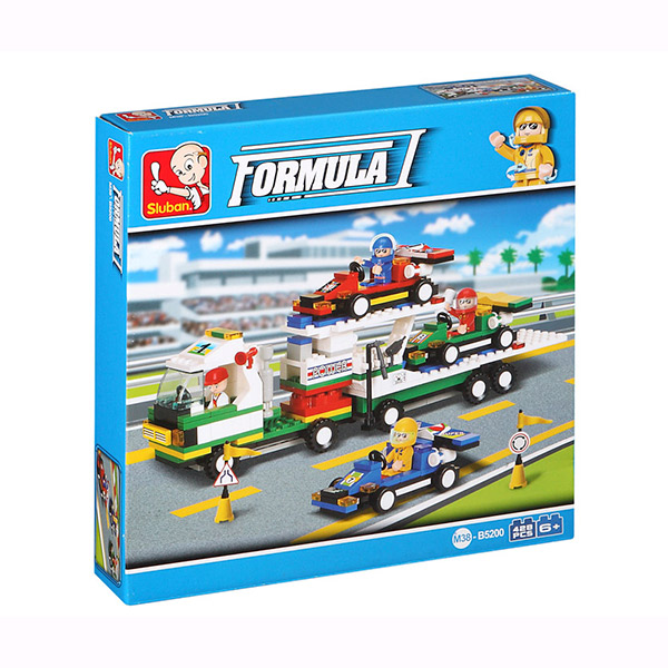 Igra Sestavljanja Formula 1 (428 kosov)
