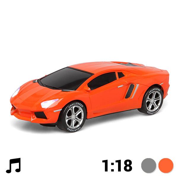 Športni Avto Z Lučmi In Zvokom 1:18