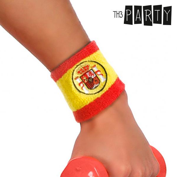 Th3 Party Spanyol Zászló Csuklóvédő