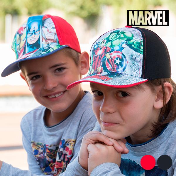 Berretto per Bambini Avengers 7569000738533  02_V1300126