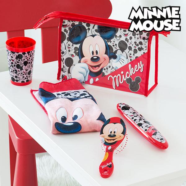 Toaletna Torbica Mickey (4 delna)
