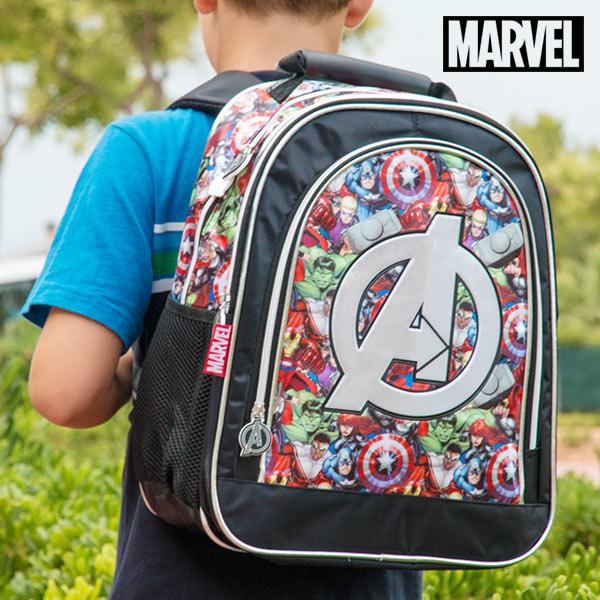 Avengers Prémium Iskolatáska