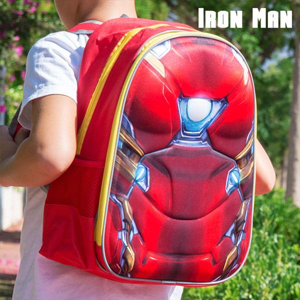 Ironman 3D Iskolatáska