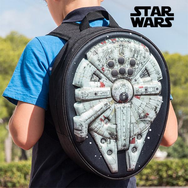 Stars Wars 3D Iskolatáska