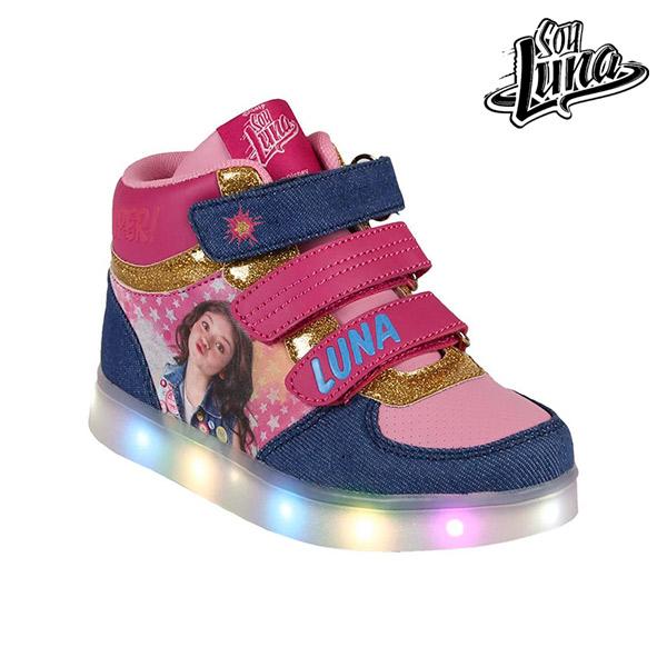Zapatillas Deportivas con LED Soy Luna (2)