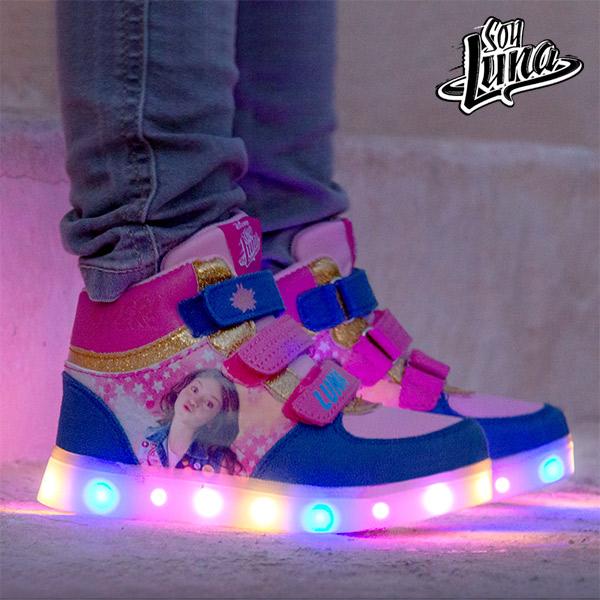 Zapatillas Deportivas con LED Soy Luna (28 - )