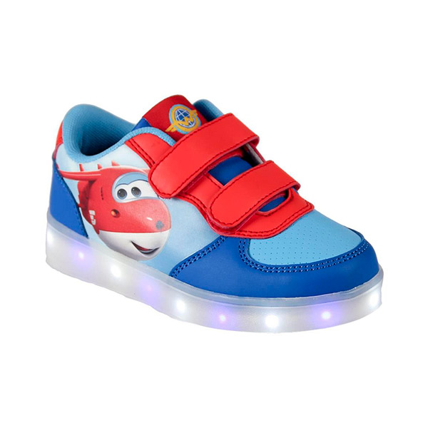 Zapatillas Deportivas con LED Super Wings (3)