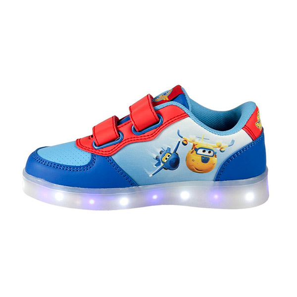 Zapatillas Deportivas con LED Super Wings (2)