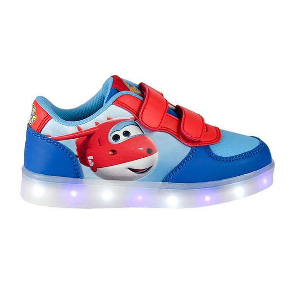 Zapatillas Deportivas con LED Super Wings (1)