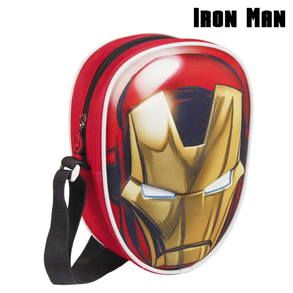 Borsello 3D Iron Man (Avengers)  7569000775965  02_V1300353