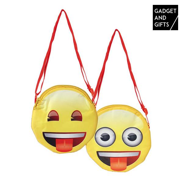 Gadget and Gifts Cheeky Emoticon Táska