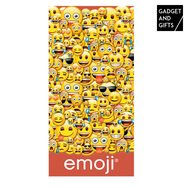 Toalla de Playa Collage Emoticonos Gadget and Gifts (1)