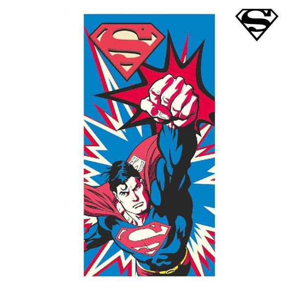 Superman Strandtörölköző