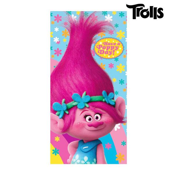 Poppy (Trollok) Strandtörölköző