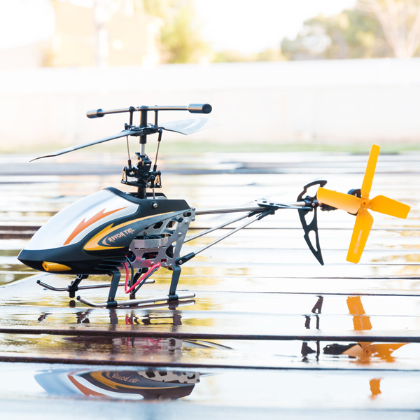 Főnix Távirányítós Helikopter