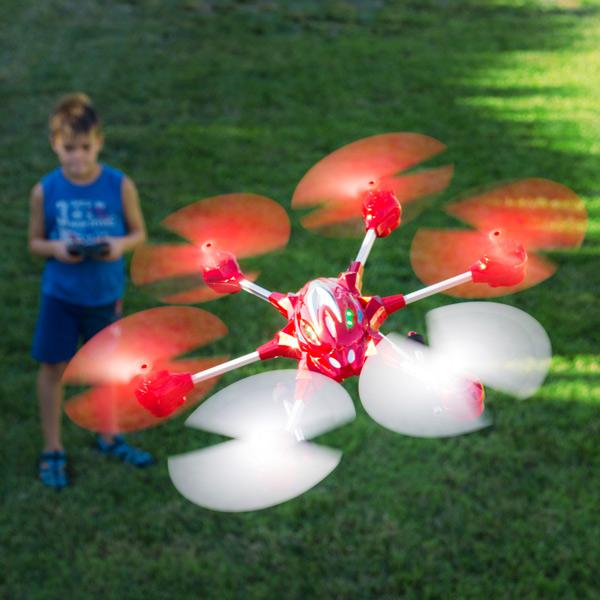Šesterokotni Dron