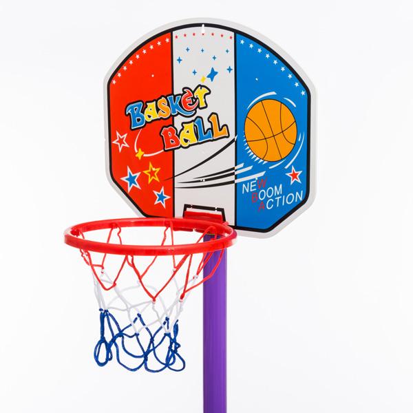 Košarkarski Koš na Stojalu za Otroke