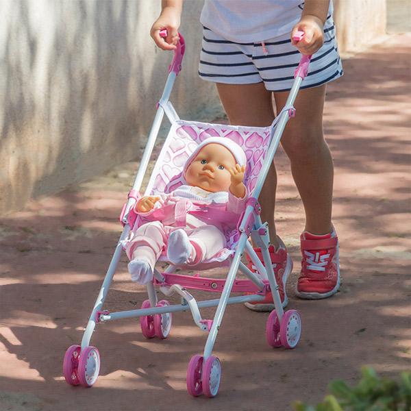 Hearts Babakocsi Játékbabáknak