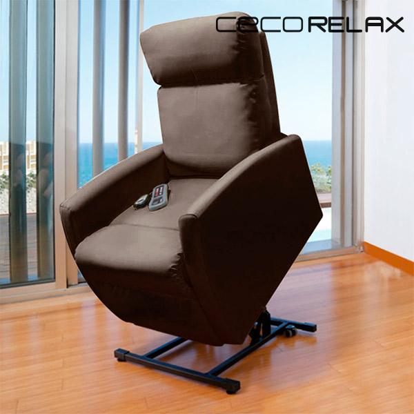Cecorelax Compact 6008 Felállást Segítő Relax Masszázsfotel