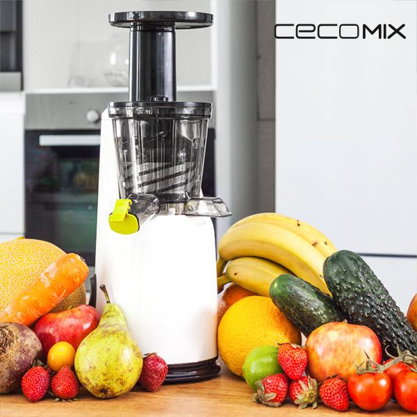 Sokovnik za Hladno Stiskanje Cecomix Juicer Compact 4038