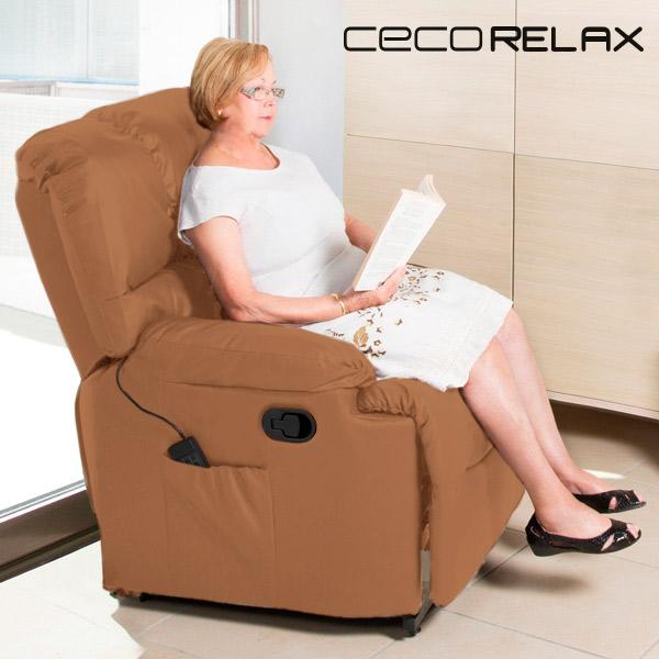 Craftenwood Camel 6005 Relax Masszírozó Fotel