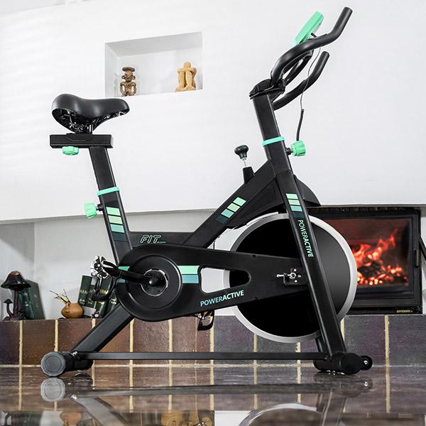 Cecofit Power Active 7018 Statikus Kerékpár