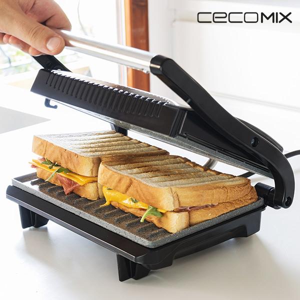 Cecomix 3022 700W Kontakt grill