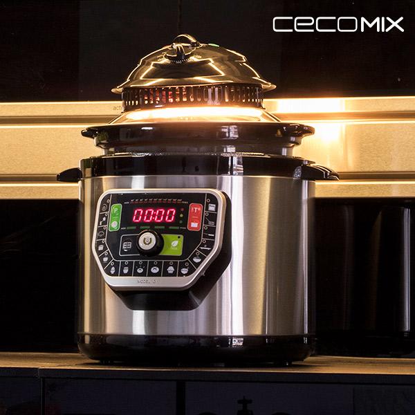 Cecomix 3002 Sütőfej