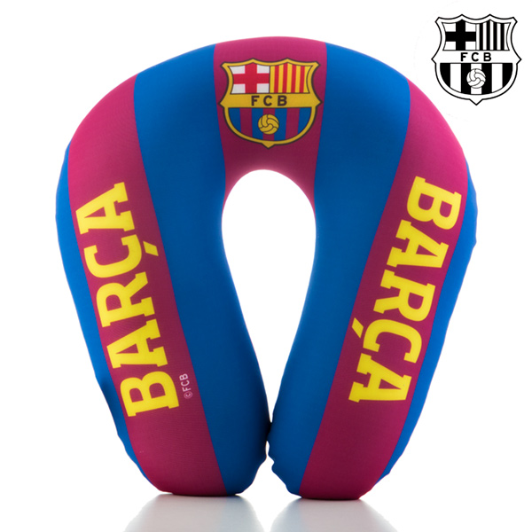 F.C Barcelona Anti-stressz Nyakpárna