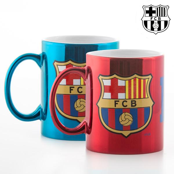 F.C Barcelona Fém Bögre