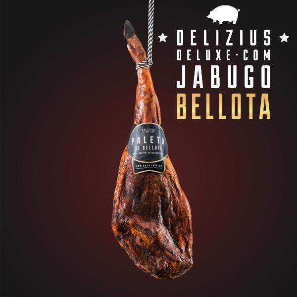 Paleta Ibérica de Bellota Delizius Deluxe (3)