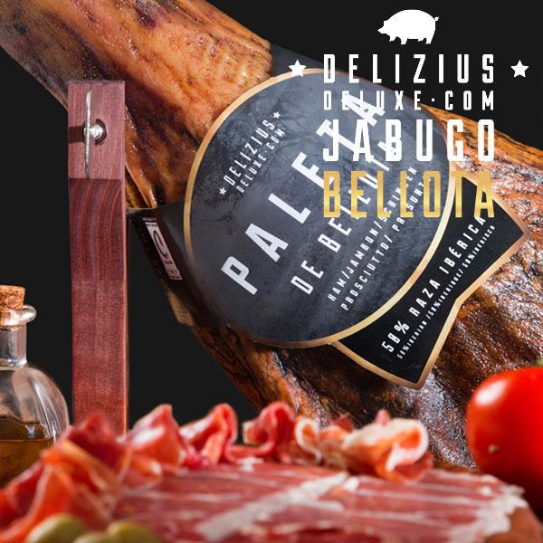Paleta Ibérica de Bellota Delizius Deluxe (2)