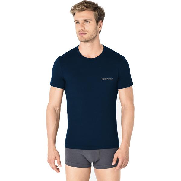 Camiseta Interior de Hombre Emporio Armani 111267-7A717-27435 (Pack de 2)