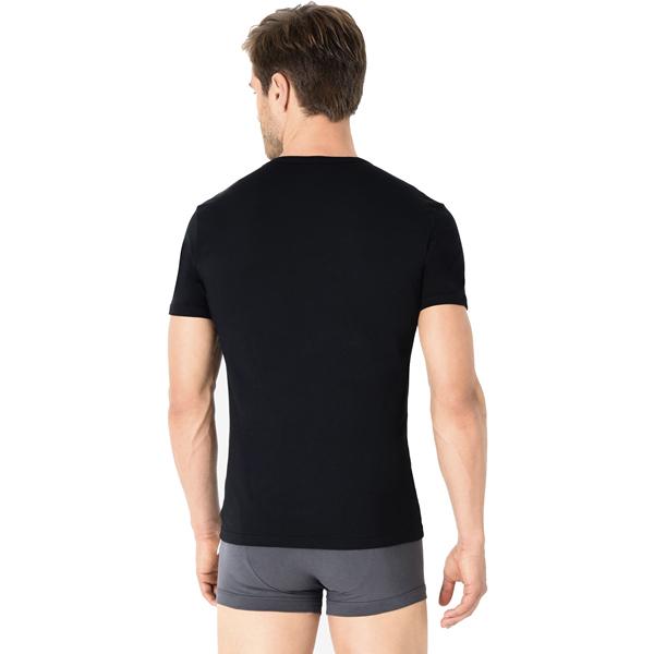 Camiseta Interior de Hombre Emporio Armani 111267-7A717-39920 (Pack de 2) (2)