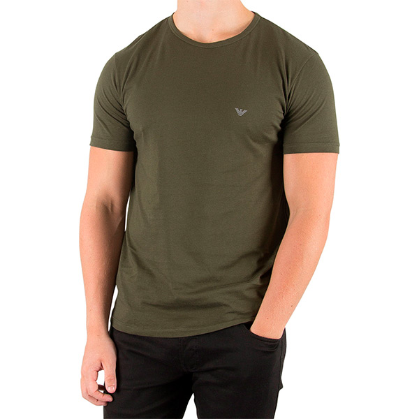 Camiseta Interior de Hombre Emporio Armani 111267-7A722-50720 (Pack de 2)