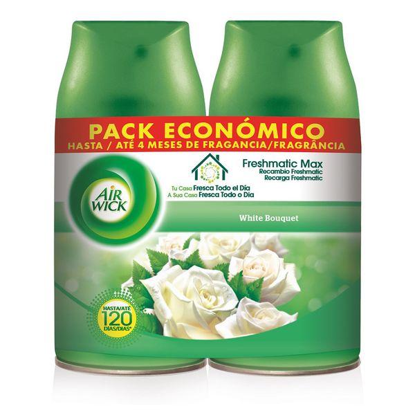 Air Wick Freshmatic Dupla White Bouquet Légfrissítő Utántöltő 2 x 250 ml