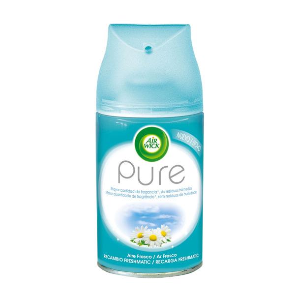 Air Wick FreshMatic Friss Tiszta Levegő Légfrissítő Utántöltő 250 ml