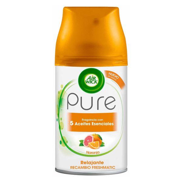 Air Wick Freshmatic Pure Nyugtató Narancs Légfrissítő Utántöltő 250 ml