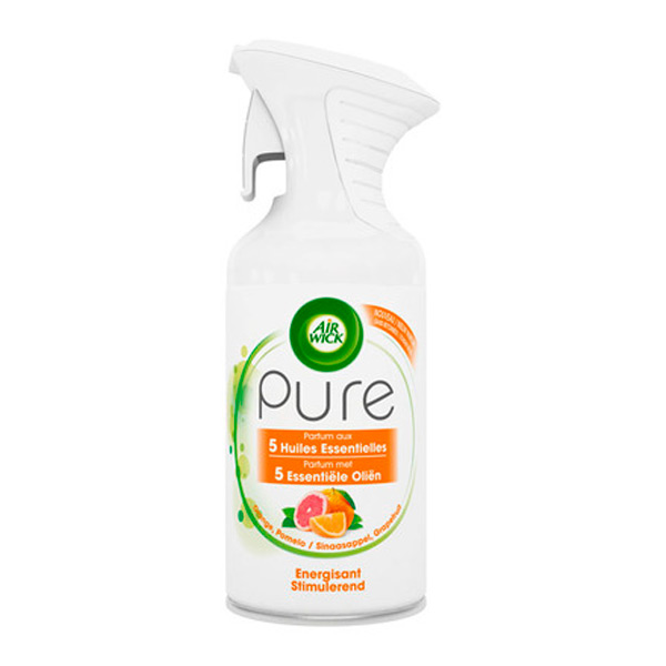Air Wick Pure Essential Oil Energetizáló Légfrissítő Spray